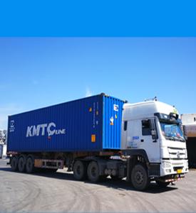 危险品集装箱运输车