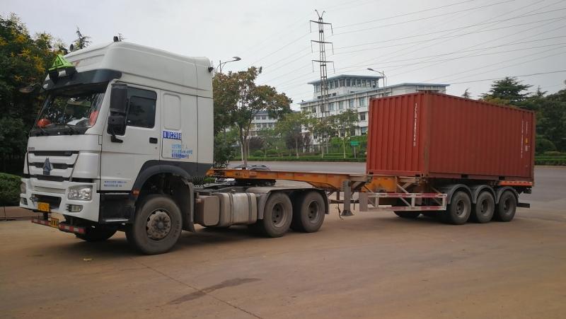 杂类危险品运输